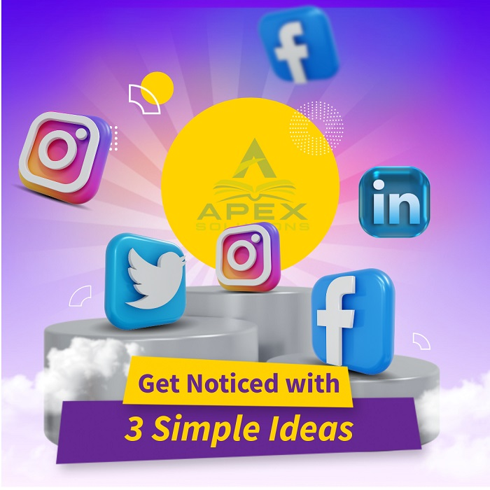 3 Simple Ideas to Prepare Your Business Noticed by SMM Services