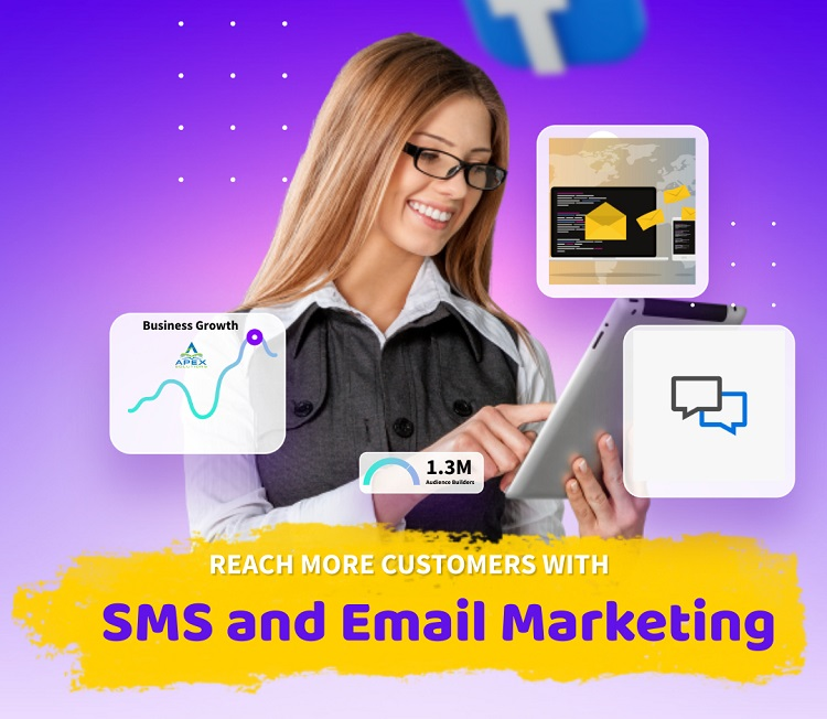 Email and SMS Marketing Services