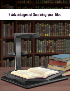 What are 5 Advantages of Scanning Services